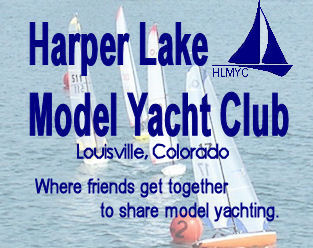 Harper Lake Model Yacht Club, Louisville, Colorado